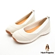 Hush Puppies Loafer 增高娃娃鞋-杏色 product thumbnail 2