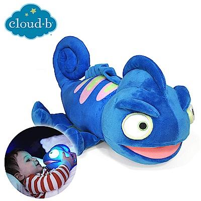 美國《Cloud b》變色龍查理聲光舒眠夜燈