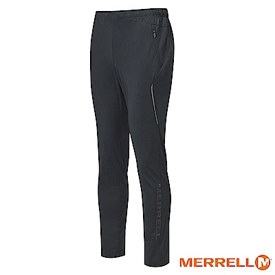 MERRELL 運動休閒男長褲-黑(5218FJ231)