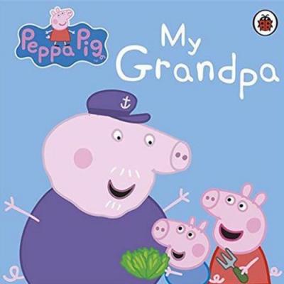 Peppa Pig:My Grandpa 佩佩豬和爺爺豬精裝硬頁書