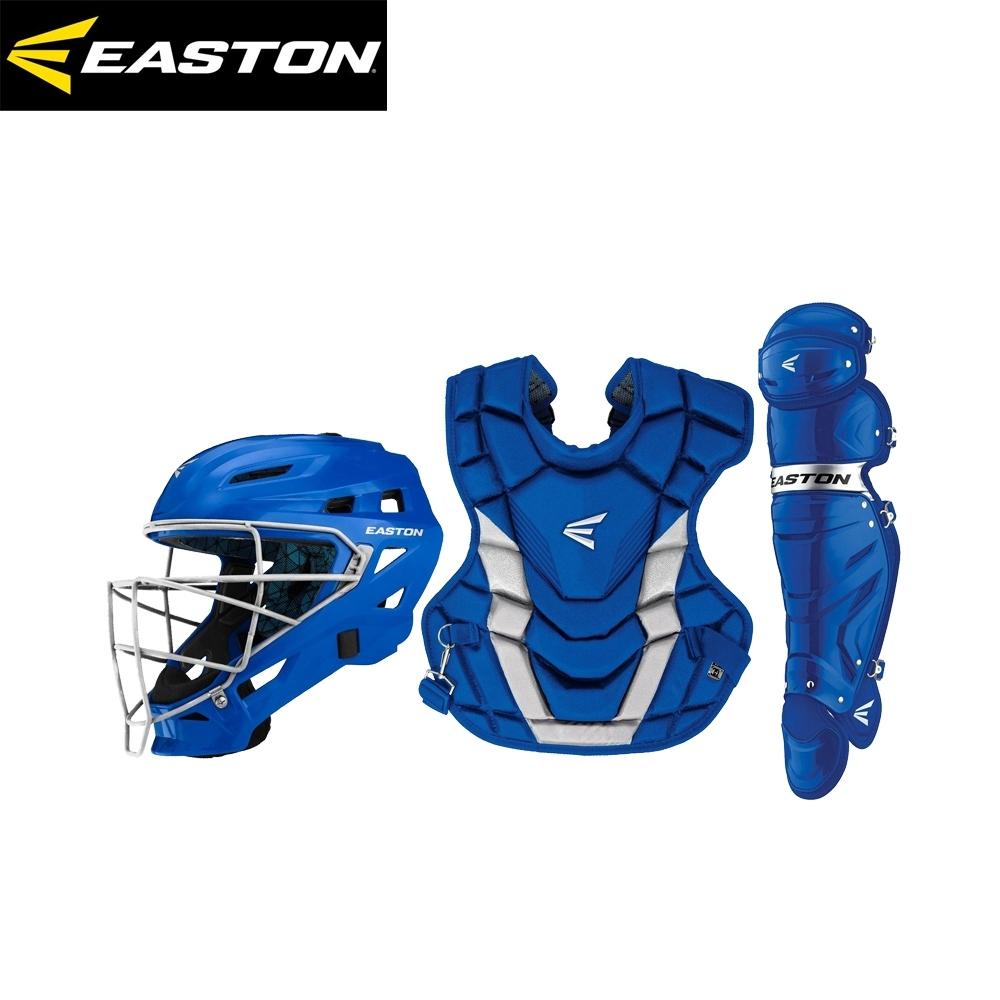 EASTON GAMETIME BOX SET  成人捕手護具組 寶藍 A165-427