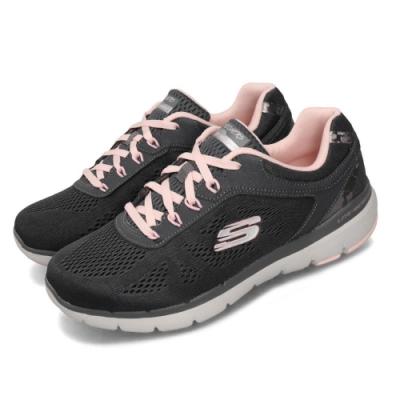 Skechers 慢跑鞋 Flex Appeal 3.0寬楦女鞋