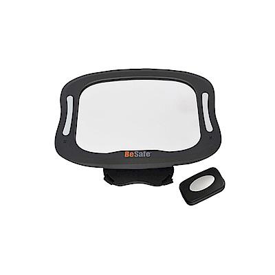 【BeSafe】LED觀察寶寶後視鏡(XL無線遙控)