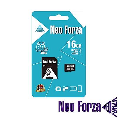Neoforza 凌航 microSDHC class 10/UHS-1 16GB 記憶卡 @ Y!購物