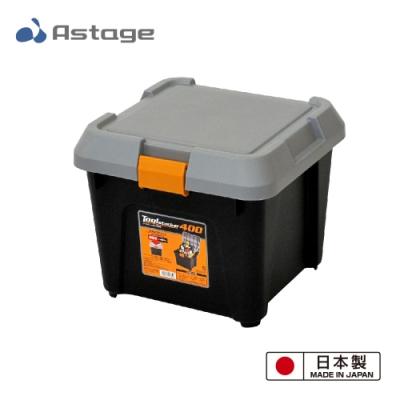 日本 Tool Stocker 耐重收納工具箱系列 22L