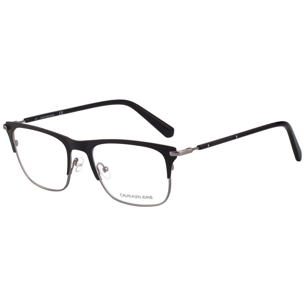 Calvin Klein Jeans 光學眼鏡(黑色)CKJ20303