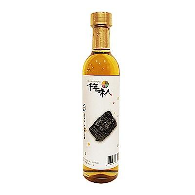 韓國千年味人 天然釀造醋飲-昆布醋(300ml/瓶)