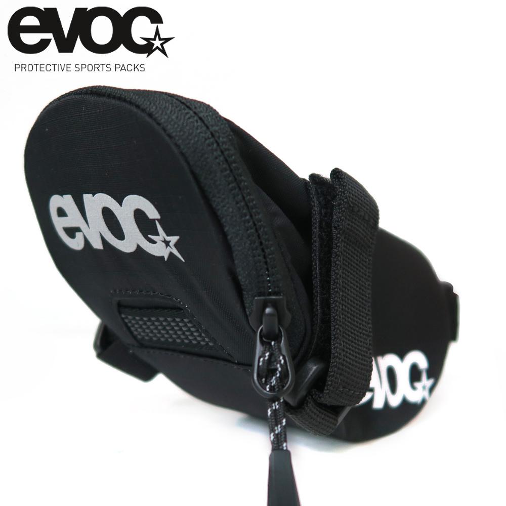 eVOC 德國SADDLE BAG(中)單車座墊袋-黑