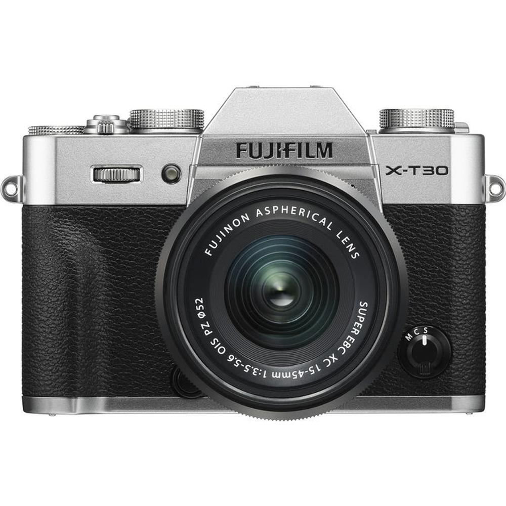 FUJIFILM X-T30 XC15-45mm 變焦鏡組(公司貨)