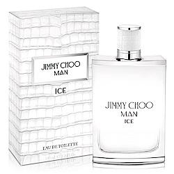 JIMMY CHOO 冷冽男性淡香水100ml