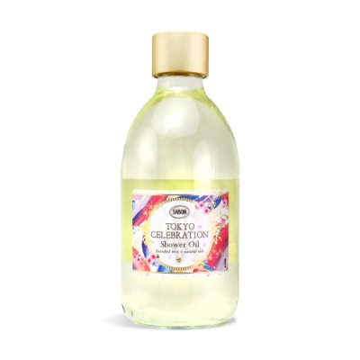 SABON 晶透夢境沐浴油 300ml (聯名限量)