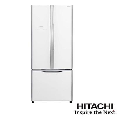 HITACHI 日立家電  483公升 三門變頻冰箱 RG470