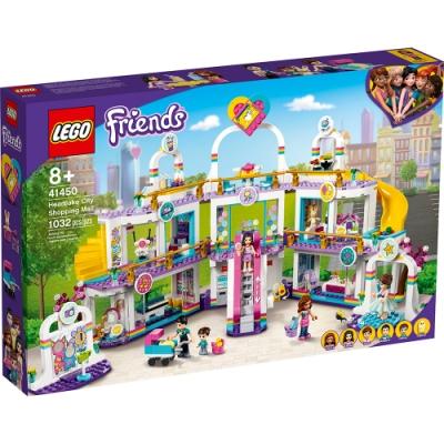 樂高LEGO Friends系列 - LT41450 心湖城購物中心