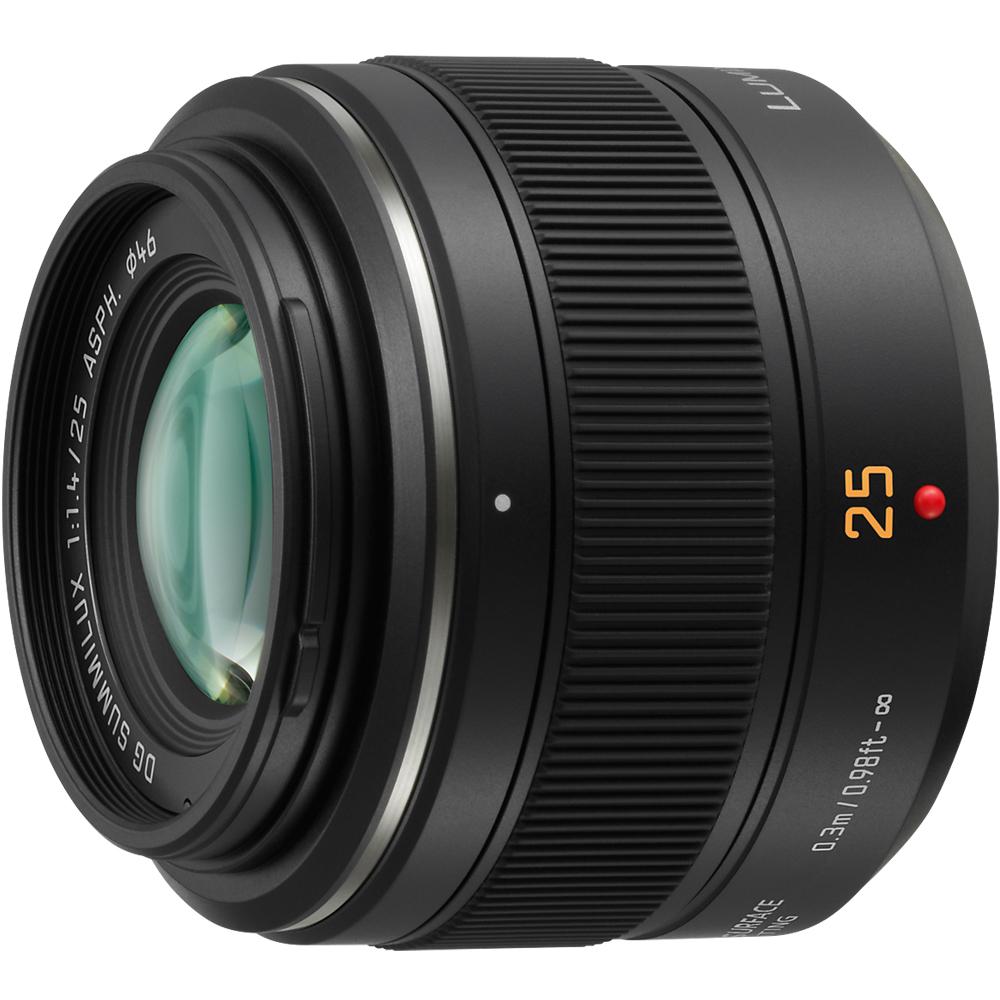 Panasonic LEICA DG SUMMILUX 25mm F1.4定焦鏡(公司貨)