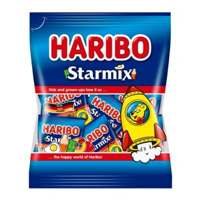 HARIBO哈瑞寶 明星總動員Q軟糖分享包(250g)