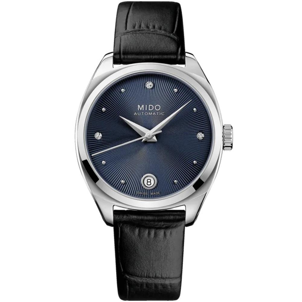 MIDO美度 Belluna Royal雋永系列真鑽機械女錶(M0243071604600)