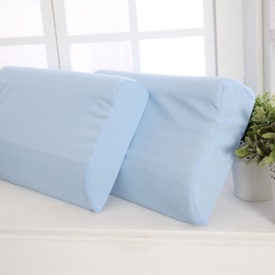 BUHO布歐 竹炭溝型健康記憶枕 (2入/組)