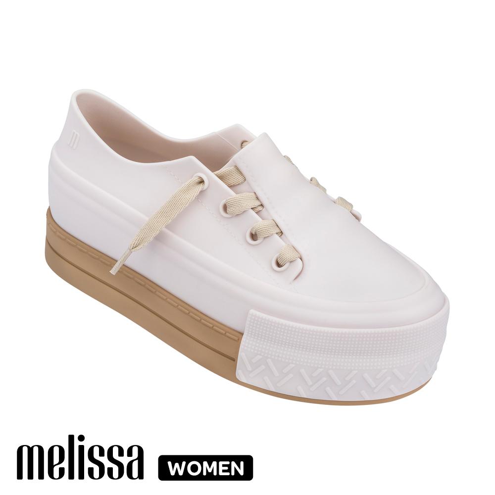 Melissa 厚底休閒鞋-白色