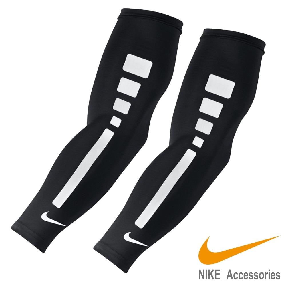 NIKE PRO ELITE 籃球臂套 黑白 NKS01027LX