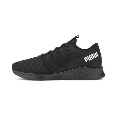 PUMA-NRGY Star New Core 男女慢跑運動鞋-黑色