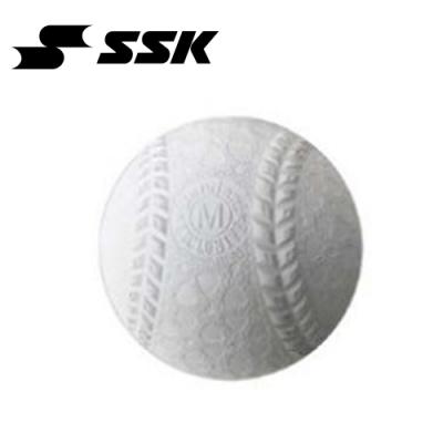 SSK  練習用軟式棒球      (一打)   GD-84