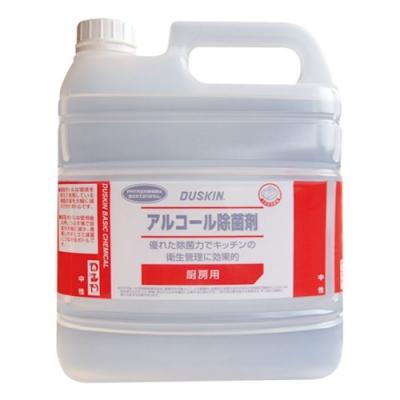(抗菌限定)日本DUSKIN 酒精噴霧4L