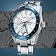 SEIKO精工 Presage 140週年 新銳系列 GMT 限量機械錶(SPB223J1/6R64-00D0S)-42.2mm product thumbnail 1