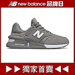 New Balance 復古鞋 MS997HR-D 中性 墨灰