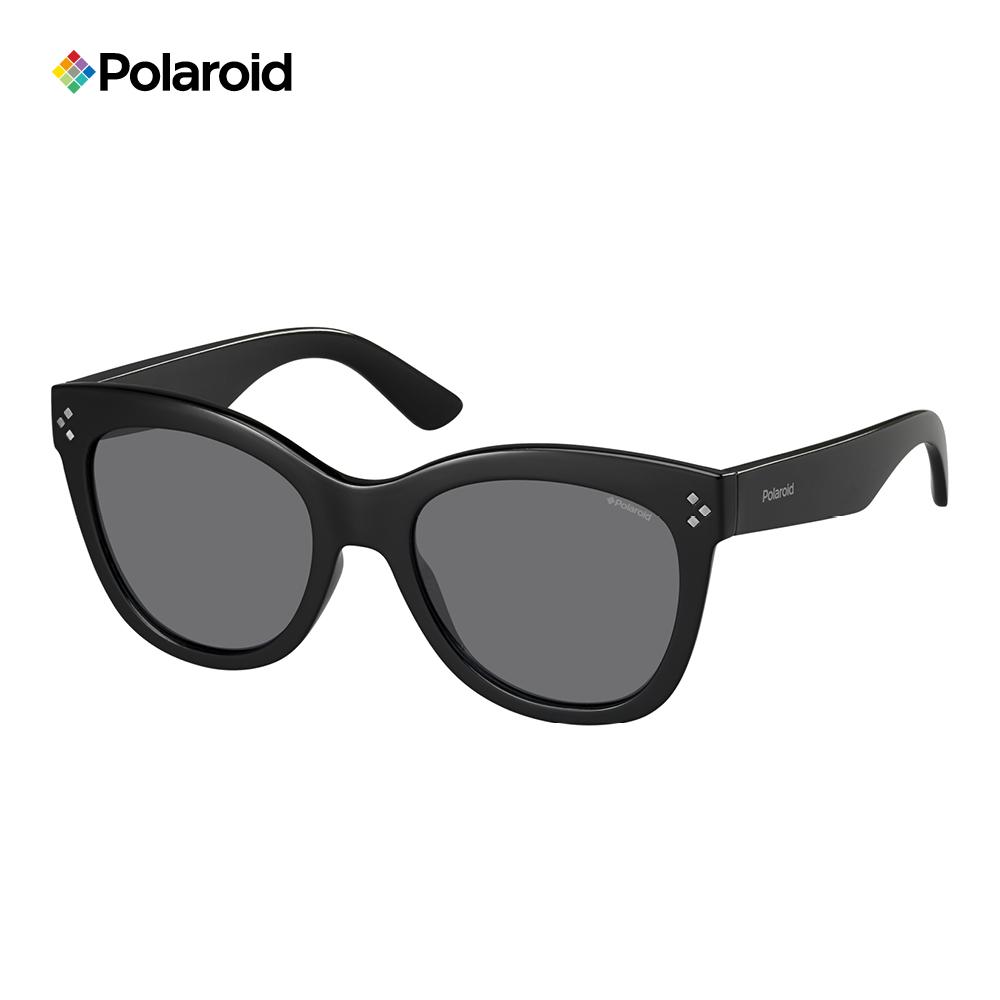 Polaroid PLD 4040/S-柔美眉框太陽眼鏡 黑色 @ Y!購物