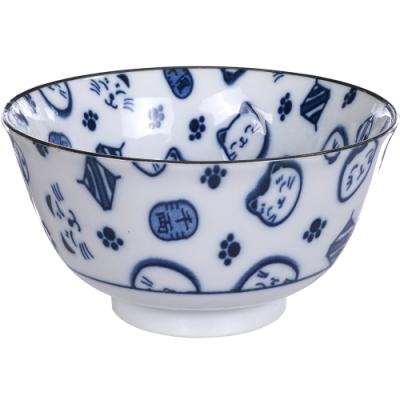 《Tokyo Design》瓷製餐碗(招財貓12.7cm)