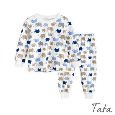 童裝 可愛印花休閒套裝 共三款 TATA KIDS