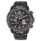 CITIZEN 星辰 限量SKY系列PROMASTER電波腕錶JY8085-81E