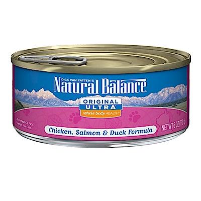 Natural Balance 低敏特級田園成貓主食罐 6oz 六罐組