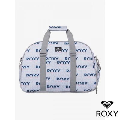 【ROXY】 FEEL HAPPY 旅行袋  灰