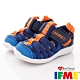 IFME健康機能鞋 輕量洞洞水鞋款 ZE10612軍藍(小童段) product thumbnail 1