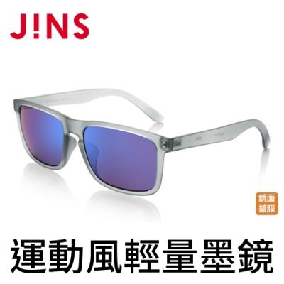 JINS 運動風輕量墨鏡(特AMRF17S855)