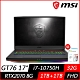 (M365組合) MSI 微星 GT76 10SF 17.3吋電競筆電 (i7-10750H六核心/RTX2070 8G獨顯/32G/1TB PCIe SSD+1TB/Win10 Pro) product thumbnail 1