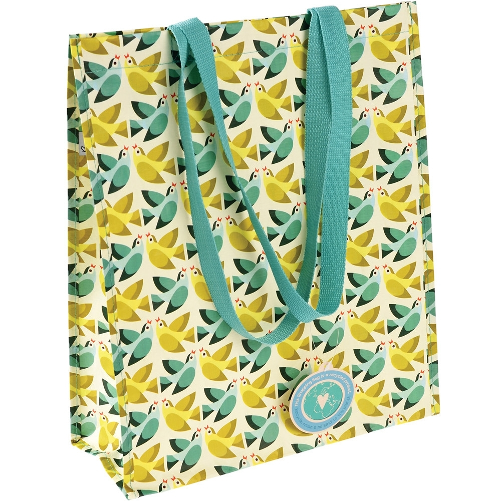 《Rex LONDON》環保購物袋(小鳥)