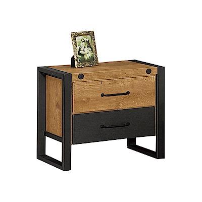 H&D 布朗克斯1.7尺床頭櫃