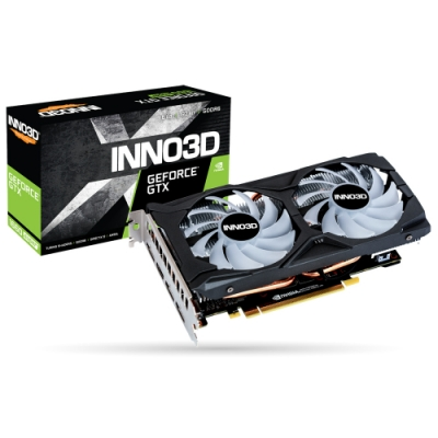 INNO3D映眾GeforceGTX1660SUPER6GBGDDR6TWINX2OC/RGB顯示卡