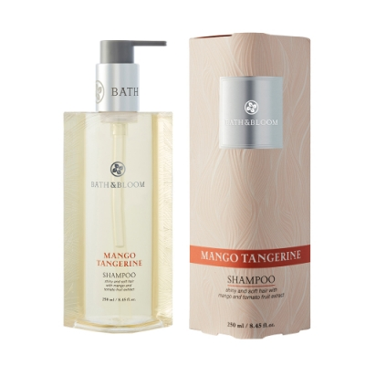 Bath & Bloom 芒果柑橘香氛洗髮精250ml