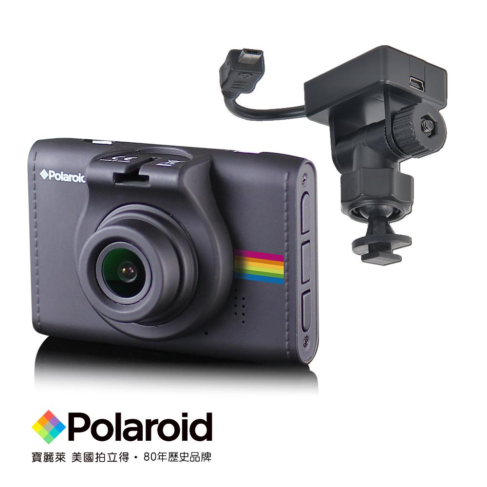 Polaroid 寶麗萊 C207G 固定測速 FullHD高畫質行車紀錄器-快