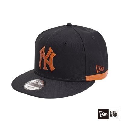NEW ERA 9FIFTY 950 粗帆布 黑 棒球帽