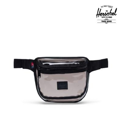 【Herschel】Fifteen 透明腰包-黑煙