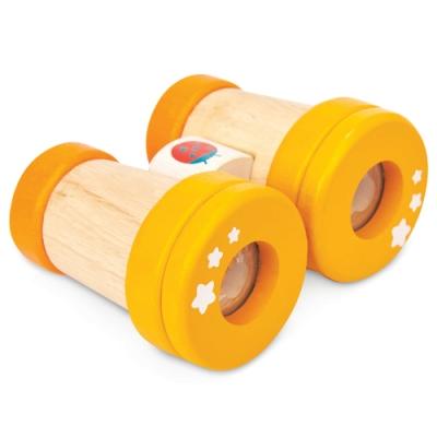 英國 Le Toy Van- Petilou系列啟蒙玩具系列-萬花筒望遠鏡啟蒙玩具