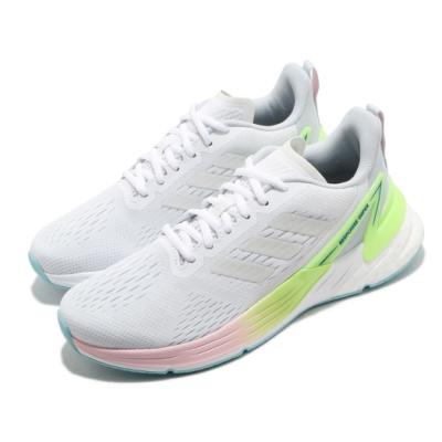 adidas 慢跑鞋 Response Super J 女鞋 愛迪達 路跑 運動休閒 穿搭 大童 白 彩 FY8887