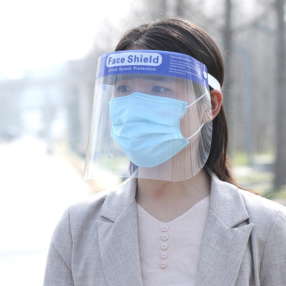 Conalife 防疫神器防飛沬抗疫防護面罩 (10入組)