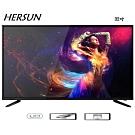 HERSUN  24吋液晶顯示器  HS-2491+數位視訊盒