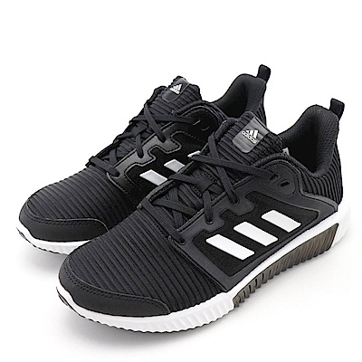 ADIDAS-CLIMACOOL女慢跑鞋-黑白