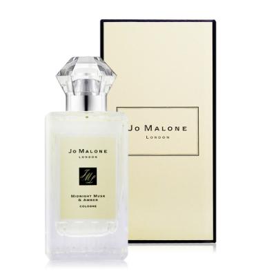 Jo Malone 午夜麝香與琥珀香水 Midnight Musk&Amber 100ml[含禮盒]-國際航空版
